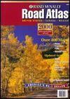 Rand McNally 2000 Road Atlas: United States, Canada, Mexico (Rand Mcnally Road Altlas. United States. Canada. (Vinyl Covered Gift Edition)) - Rand McNally