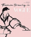 Fashion Drawing in Vogue - William Packer, David Hockney