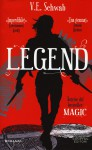 Legend - V. E. Schwab, C. Serretta, A. Ricci