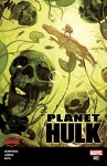 Planet Hulk (2015) #2 - Mike Del Mundo, Sam Humphries, Marc Laming