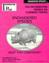 Endangered Species: Must They Disappear? - Cornelia B. Blair