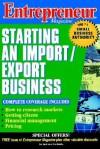 Entrepreneur Magazine: Starting an Import/Export Business - Entrepreneur Magazine