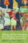 Close to the Sources: Essays on Contemporary African Culture, Politics and Academy - Maurice Vambe, Abebe Zegeye