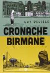 Cronache birmane - Guy Delisle, G. Zucca