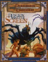 Dungeon Master's Screen (Dungeons & Dragons, 3rd Edition) - Wizards of the Coast
