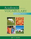 Academic Vocabulary: Academic Words (4th Edition) - Amy E. Olsen