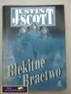 Błękitne Bractwo - Justin Scott