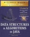 Data Structures & Algorithms in Java [With Contains Example Programs, Sun JDK, Java Applets] - Robert Lafore