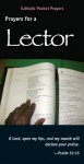 Prayers for a Lector (Pack of 25) - Liturgy Training Publications