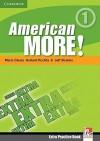American More! Level 1 Extra Practice Book - Maria Cleary, Herbert Puchta, Jeff Stranks, Günter Gerngross, Christian Holzmann, Peter Lewis-Jones