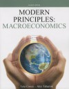 Modern Principles: Macroeconomics with Access Code - Tyler Cowen