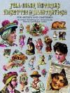 Full-Color Victorian Vignettes and Illustrations for Artists and Craftsmen - Carol Belanger Grafton