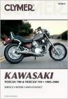 Kawasaki Vulcan 700 & 750 1985-2006 - Ed Scott