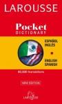 Larousse Pocket Spanish-English/English-Spanish Dictionary - Larousse, Larousse