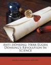 Anti-D Hring; Herr Eugen D Hring's Revolution in Science - Friedrich Engels