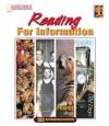 Reading for Information 1 - Joanne Suter, Laurel Associates Inc