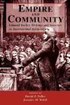 Empire And Community: Edmund Burke's Writings And Speeches On International Relations - David P. Fidler, Jennifer M. Welsh