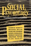 Social Psychology: conflicts and continuities: an introductory textbook - Dennis Howitt, Michael Billig