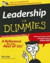 Leadership for Dummies - Kris Cole