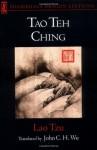 Lao Tzu: Tao Te Ching (Shambhala Dragon Editions) - Laozi, John C. Wu