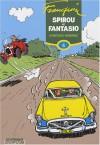 Spirou et Fantasio, Intégrale 4. Aventures modernes - 1954-1956 - André Franquin