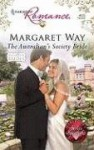 The Australian's Society Bride - Margaret Way