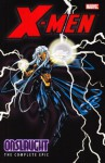 X-Men: The Complete Onslaught Epic, Book 3 - Peter David, Mark Waid, Terry Kavanagh, John Ostrander, Larry Hama, Mark Bagley, Mike Deodato Jr., Carlos Pacheco