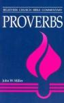 Proverbs - John W. Miller