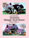 Cut and Assemble a Victorian Shingle-Style House - Edmund V. Gillon