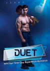 Duet: M/M First Time Gay Experience Romance - Jerry Cole