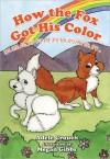 How The Fox Got His Color Chinese English - Adele Marie Crouch, Megan Gibbs, Bin Hu