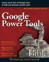 Google Power Tools Bible - Ted Coombs