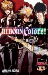 Reborn Colore: Katei Kyōshi Hittoman Reborn Kōshiki Bijuaru Bukku - Akira Amano (天野 明)