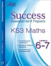Ks3 Maths Levels 6-7: Assessment Papers - Hartman, Bob Hartman