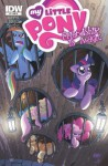 My Little Pony: Friendship Is Magic #7 (Retailer Incentive Cover) (My Little Pony: Friendship Is Magic) - Heather Nuhfer, Bobby Curnow, Amy Mebberson