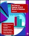 The Complete Lotus 1-2-3 Release 2.2 Handbook - Greg Harvey