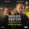 Die Spur des Teufels (Sherlock & Watson - Neues aus der Baker Street 3) - Viviane Koppelmann, Johann von Bülow, Der Audio Verlag, Florian Lukas