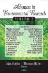 Advances in Environmental Research - Max Haider, Thomas Müller