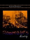 Rozenblat's Diary - Anatoly Rozenblat