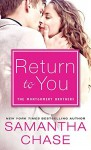 Return to You - Samantha Chase