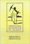 Theravada Buddhism in Burma - Niharranjan Ray