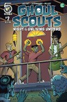 GHOUL SCOUTS NIGHT OF THE UNLIVING UNDEAD #2 CVR A STEGBAUER - Steve Bryant