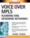 Voice Over Mpls - Daniel Minoli