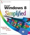 Windows 8 Simplified - Paul McFedries
