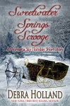 Sweetwater Springs Scrooge: A Montana Sky Holiday Short Story (Montana Sky Series) - Debra Holland