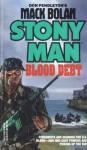 Blood Debt (Stony Man, #15) - Mike Newton, Don Pendleton