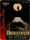 Destined To Mate - C.A. Salo