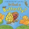 Is That a Butterfly?: A Lift-The-Flap Life Cycle Story - Claire Llewellyn, Ant Parker