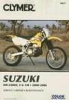 Suzuki DR-Z400E, S & SM, 2000-2006 - Jay Bogart