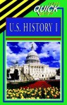Cliffsquickreview United States History I - Abraham Hoffman, Paul Soifer